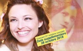 Concerts de Natasha St Pier - Jodoigne