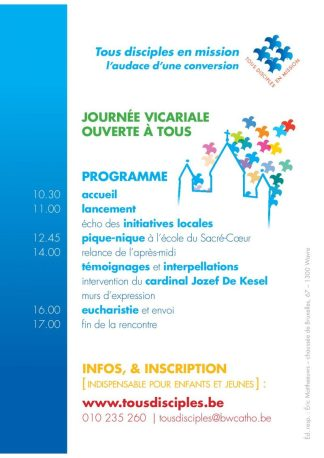 2019-10-20 - Assemblée vicariale à Nivelles